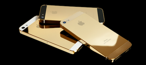 iPhone oro1