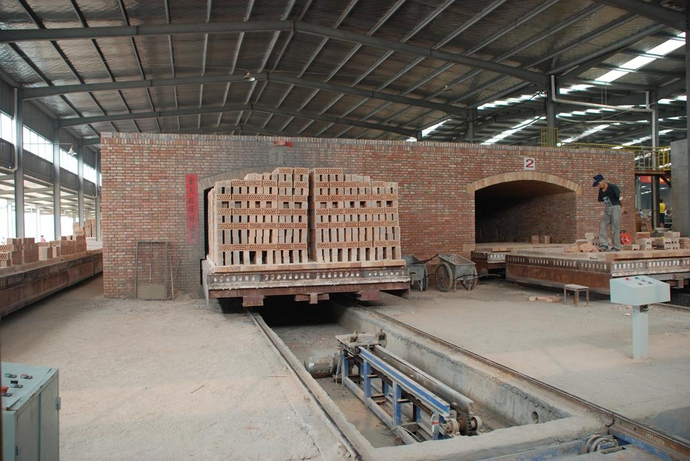 Forno a tunnel