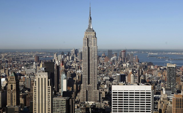Empire State Building L Icona Newyorkese