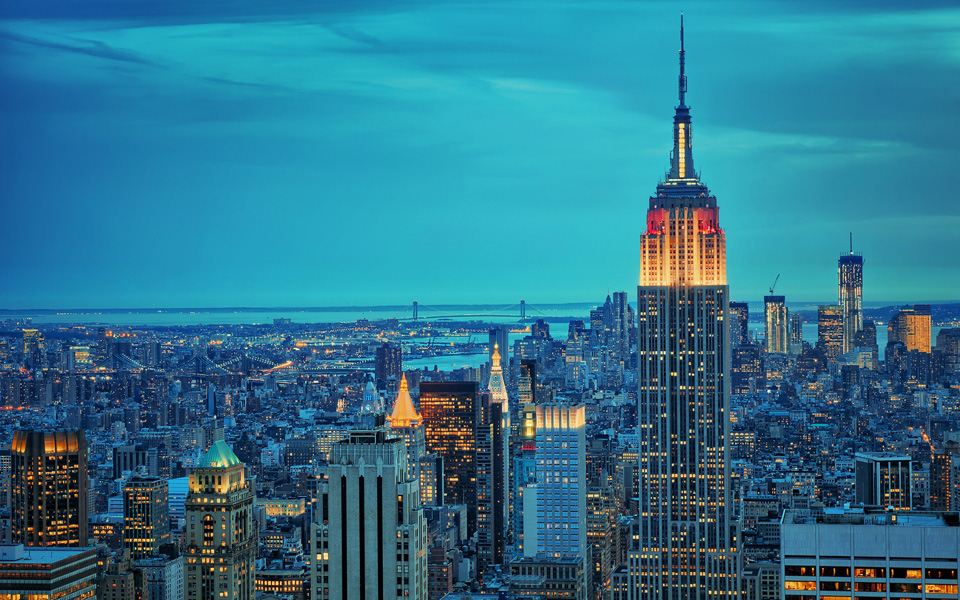 EMPIRE STATE BUILDING l'icona newyorkese