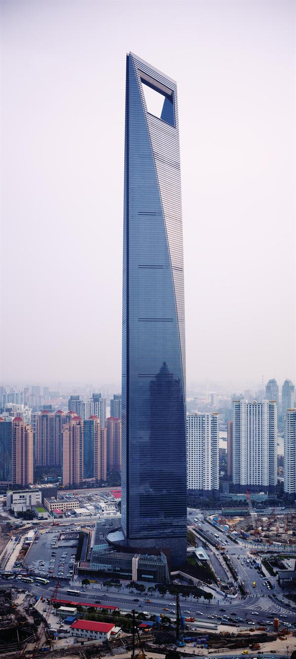 SHANGHAI WORLD FINANCIAL CENTER – educazionetecnica.dantect.it