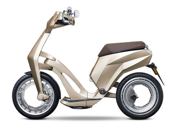 UJET SMARTSCOOTER MADE IN EUROPE
