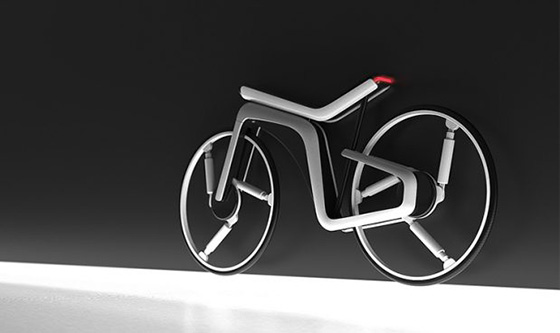 E-BIKE MADE IN TESLA