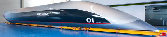 LA QUINTA ESSENZA DI HYPERLOOP