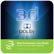 REAL 3D = DOLBY 3D
