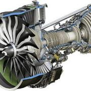 GE9X UN MOTORE OVER SIZE