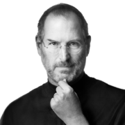"A TRIBUTE TO ""STEVE JOBS"""